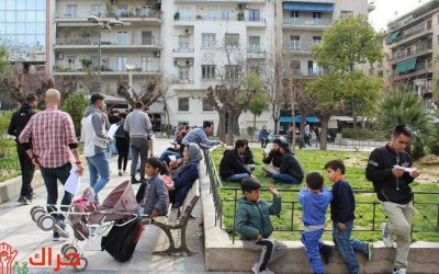 Statement of Solidarity with Refugee Movement in Greece