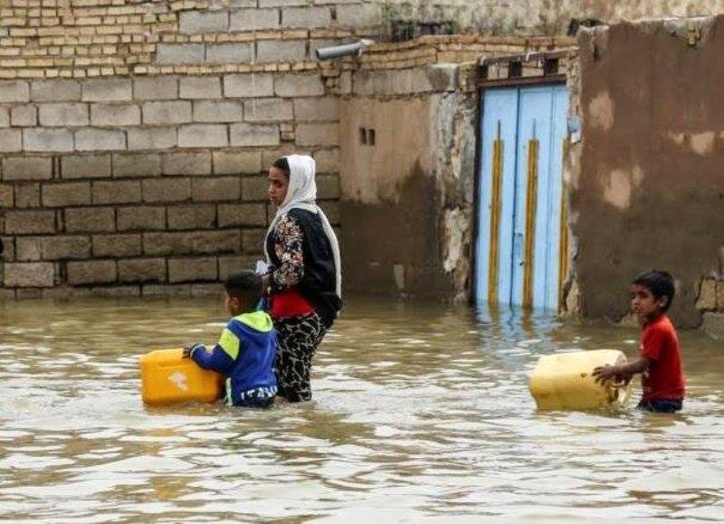 Iranian Masses Crushed by Floods, Militarized State Capitalist Regime and U.S. Imperialist Sanctions