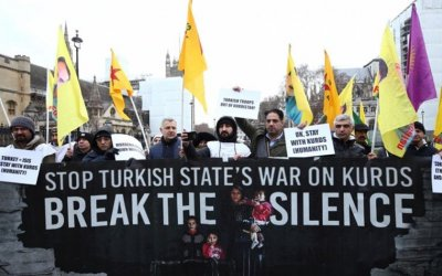 No to the invasion and occupation of northeastern Syria by the Turkish army