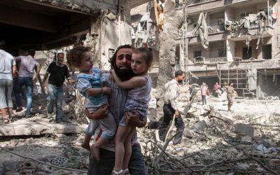 سوريا كارثة إنسانية