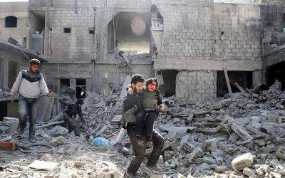 Victory of Assad Regime  in  Ghouta Is Major Defeat  for  Those Fighting Racism and Capitalist Authoritarianism Globally