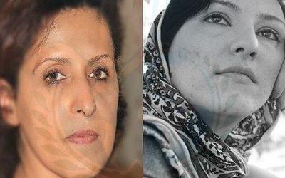اکرم نصیریان  و ناهید شقاقی را از زندان آزاد کنید!