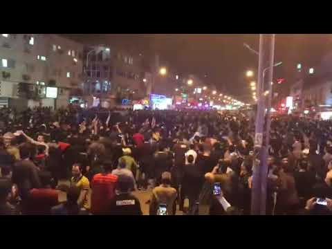 تحالف الاشتراكيين/ات في الشرق الأوسط: كل التضامن مع التظاهرات الشعبية في إيران!