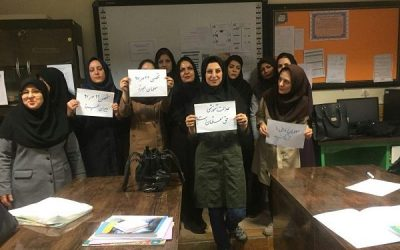 علل اعتصاب شکنی برخی معلمان در تهران و چند کلان شهر