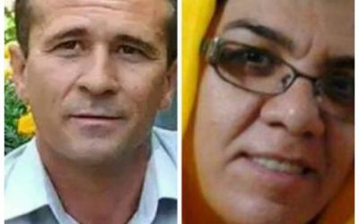Free Iranian Labor Leaders, Jafar Azimzadeh and Parvin Mohammadi