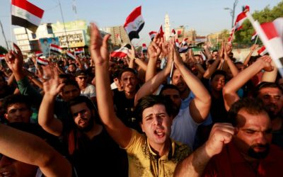 Iraqi Protests: Deep Anger and Simple Demands