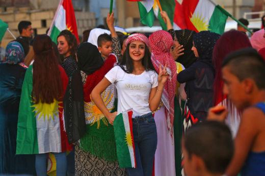 استقلال كوردستان العراق يواجه تهديدات خارجية وتناقضات داخلية
