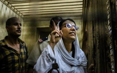 Acquittal of Two Egyptian Political Prisoners