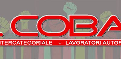 ITALIAN LABOR UNION EXPRESSES  SOLIDARITY WITH IRAN'S HAFT TAPEH SUGARCANE AND AHVAZ STEEL WORKERS, AGAINST BRUTAL GOVERNMENT REPRESSION