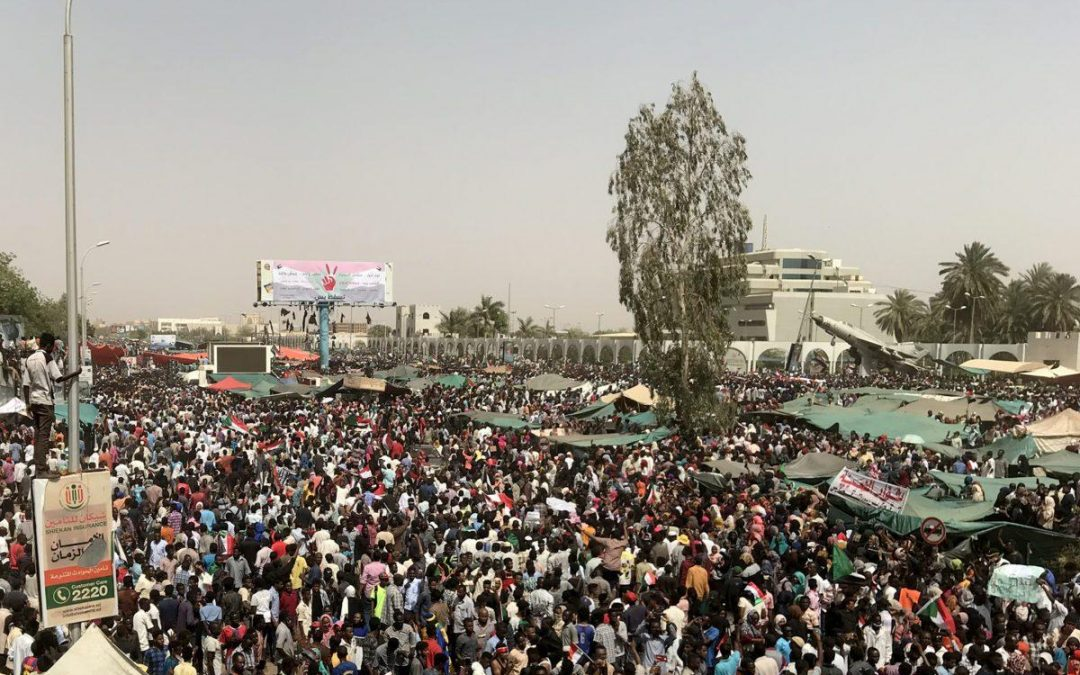 "The Fall of Sudan's ""Morsisi"""