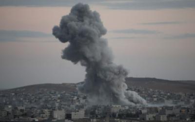 Syrian War in year 7:  The age of cyber warfare