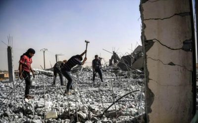 The Likely Winners in the Race to Rebuild Syria