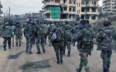 The New Balance of Terror in Syria