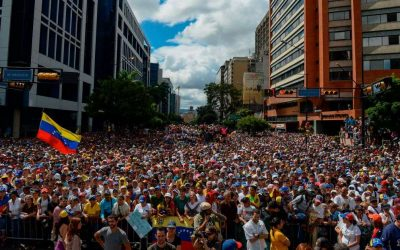 Venezuela: a country held hostage