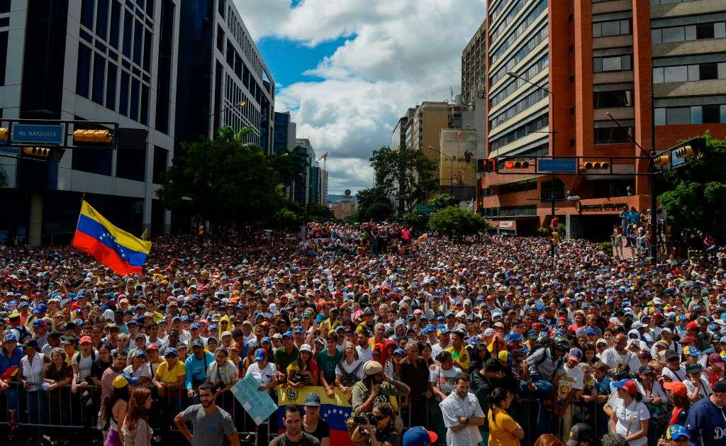 Venezuela: a country held hostage