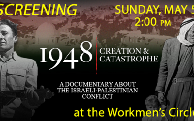 Documentary about the Israeli-Palestinian conflict : 1948: Creation & Catastrophe