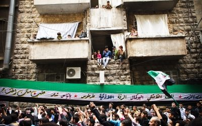 The Experience of Local Councils in the Syrian Revolution:  A Critical Retrospective View